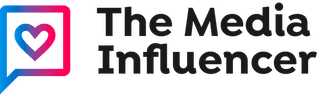 The Media Influencer Logo